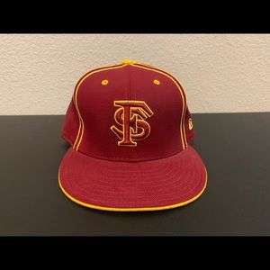 FSU New Era Fitted Hat